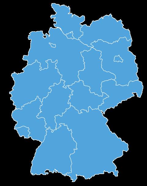 Karte Baden Württemberg Rheinland Pfalz.Beratungsstellen